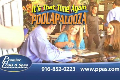 "Premier Pools & Spa's ""Poolpalooza"" Spot"