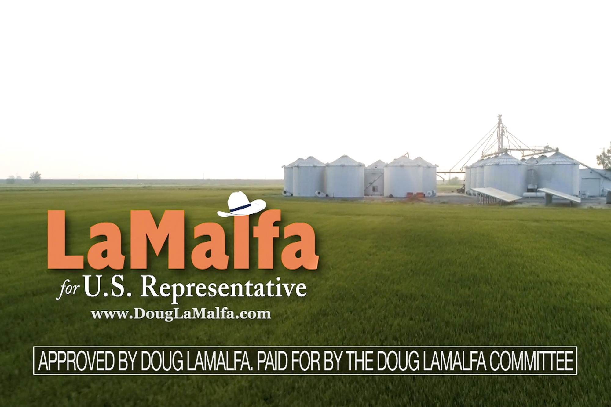 Doug LaMalfa Farm TV Spot